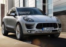Porsche Macan: arriva il quattro cilindri, ma solo per la Cina
