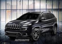 Jeep Cherokee: a Pechino nelle versioni Urbane e Sageland concept