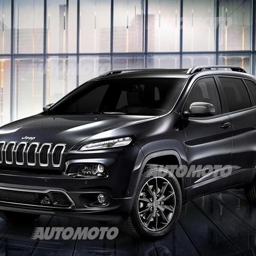 Jeep Cherokee A Pechino Nelle Versioni Urbane E Sageland Concept