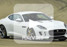 Jaguar F-Type Coupé: la nostra video-prova in pista