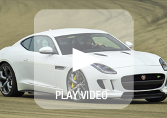 Jaguar F-Type Coupé: la nostra video-prova in pista