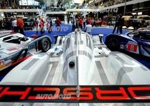 WEC 2014, Spa-Francorchamps: cominciano le prove generali per Le Mans