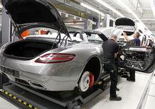 Daimler richiama in servizio oltre 390 pensionati