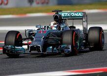 Formula 1 Spagna 2014: Hamilton in testa alle libere del venerdì