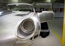 Jaguar E-Type Lightweight: verranno ricostruiti 6 esemplari