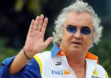 Briatore: «La Formula 1 odierna? Piloti e sorpassi finti»