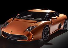 Lamborghini 5-95 Zagato: una inedita one-off a Villa d'Este