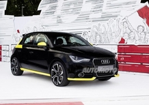Audi A1 Sportback: un esemplare speciale per il Wörthersee 2014