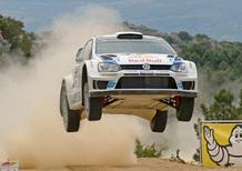 Rally Italia Sardegna. Latvala (VW Polo) è il re della prima giornata  WRC