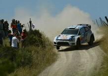 Rally Italia Sardegna. WRC, Ogier (VW Polo) passa al comando nell'ultima Monte Lerno