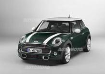 Nuove Mini Cooper SD e One First: una sportiva a gasolio, l'altra virtuosa a benzina