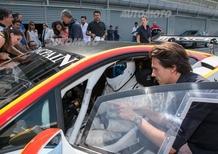 Pavlović: «Ho dato due dritte a Stig su come guidare la mia Lamborghini Gallardo da corsa»