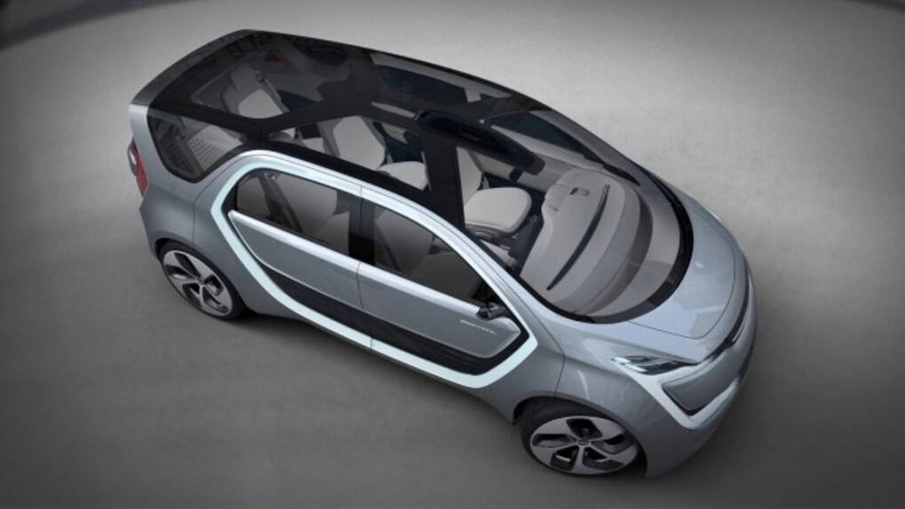 Chrysler Portal concept: l'elettrica a guida autonoma di FCA al CES (2)