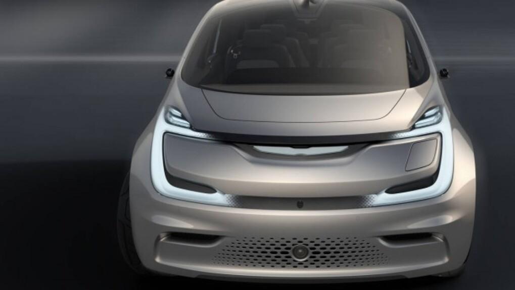 Chrysler Portal concept: l'elettrica a guida autonoma di FCA al CES (5)