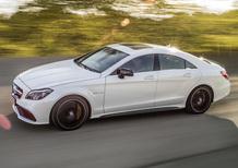 Mercedes-Benz CLS restyling: svelata definitivamente
