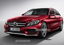 Mercedes-Benz Classe C Station Wagon: ecco il pacchetto stilistico AMG