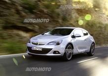 Opel Astra GTC: ora anche con il 1.6 CDTI da 136 CV