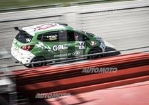 Kia Green Hybrid Cup 2014, Imola: Perucca si ritira in gara 1
