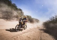 Dakar 2017, Live Day 3: tripletta Peugeot e dominio Barreda