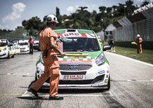 Kia Green Hybrid Cup 2014, Imola: Perucca 4° in gara 2 dopo una super-rimonta
