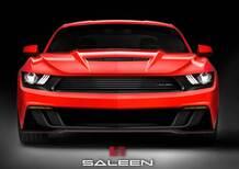 Saleen S302 Mustang: la prima immagine delle nuova generazione