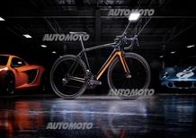 S-Works McLaren Tarmac: la Super Bike da 20.000 euro con tecnologia F1