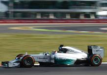 Formula 1 Silverstone 2014: Hamilton domina le libere