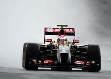 Formula 1: Lotus molla Renault e passa al Mercedes?