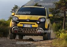 Fiat Panda Cross: nelle concessionarie da settembre