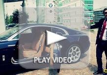 Rolls-Royce Wraith: la nostra video-prova