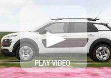 Citroen C4 Cactus: ecco la nostra video-prova