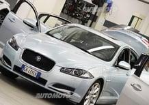 Cazzaniga: «Con Jaguar Approved vendiamo molto più di un usato. Qui rigeneriamo le auto»