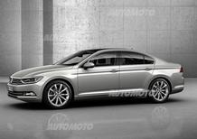 Nuova Volkswagen Passat: i prezzi dell'ottava generazione