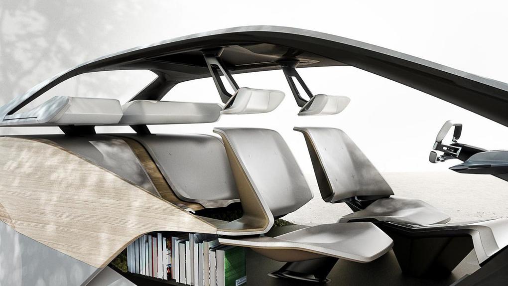 CES 2017, BMW i Inside Future concept: futuro a comandi gestuali (4)