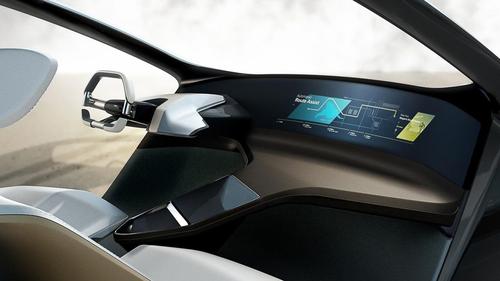 CES 2017, BMW i Inside Future concept: futuro a comandi gestuali (6)