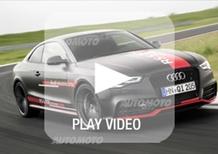 Audi RS 5 TDI: il turbo elettrico in anteprima