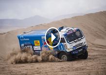 Dakar 2017: Tappa 4, il racconto [Video]