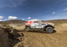 Dakar 2017, Live Day 5: tappa accorciata, vincono Loeb e Sunderland