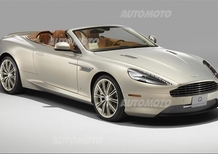 Aston Martin DB9 Volante by Q. Una one-off all'asta per beneficenza
