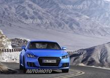 Nuova Audi TT: listino prezzi