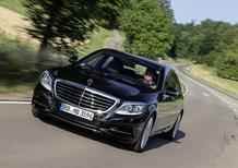 Mercedes-Benz Classe S 500 plug-in hybrid: i prezzi
