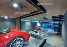 Ferrari: un box trasparente in una casa di Hong Kong per la Rossa di Maranello