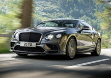 Nuova Bentley Continental Supersports 2017: 700 CV di lusso e sportività [Video]