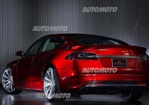 Saleen FourSixteen: la Tesla Model S che spaventa le supercar