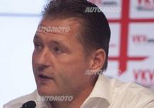 Jos Verstappen: «Mio figlio Max troppo giovane per la F1? Non credo, è cambiata un'epoca»