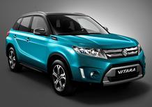 Nuova Suzuki Vitara, la prima immagine: più crossover, un po' meno off-road