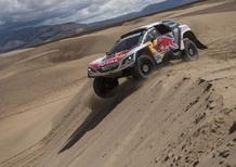 Dakar 2017/3008 DKR Peugeot. Il Maltempo annulla la 6a Tappa