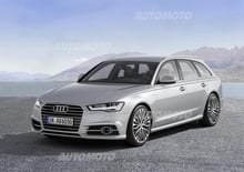 Audi A6 e A6 Avant Facelift
