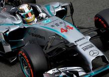 Formula 1 Monza 2014: Hamilton conquista la pole del GP d'Italia
