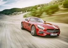 Mercedes AMG GT: tutte le foto e le informazioni ufficiali